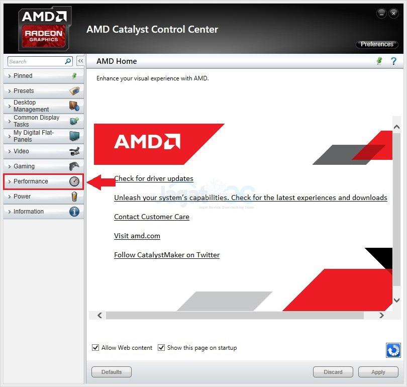 AMD Graphics OverDrive: Performa Ekstra Gratis Bagi Radeon GPU