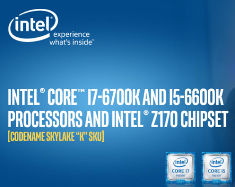 Intel Skylake Basic Overclocking Guide Part 1: CPU & RAM OC