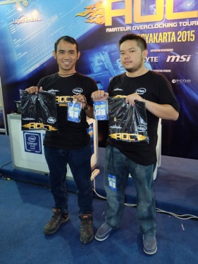 AOCT 2015 - Yogyakarta Qualifying 14