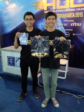 AOCT 2015 - Yogyakarta Qualifying 15