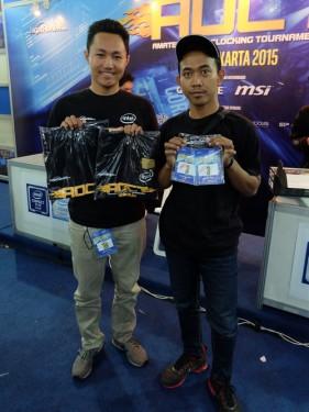 AOCT 2015 - Yogyakarta Qualifying 16