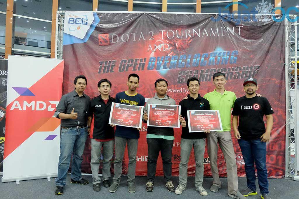 Liputan The Open Overclocking Championship 2015 BEC, Bandung