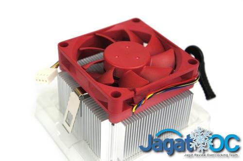 Ya, sama hal-nya dengan AMD A10-7860K, Athlon X4 845 dilengkapi dengan pendingin baru, yang disebut Near-silent 95W Thermal Solution. Sayangnya, cooler ini ...
