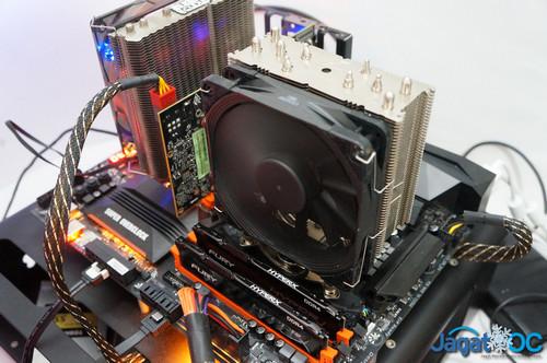 Analisa Singkat Radeon RX 480 vs RX 580: Uji Overclocking