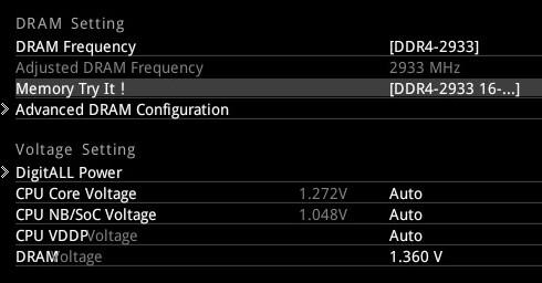 Overclocking RAM Murah dan Mudah: Memory Try It pada MSI