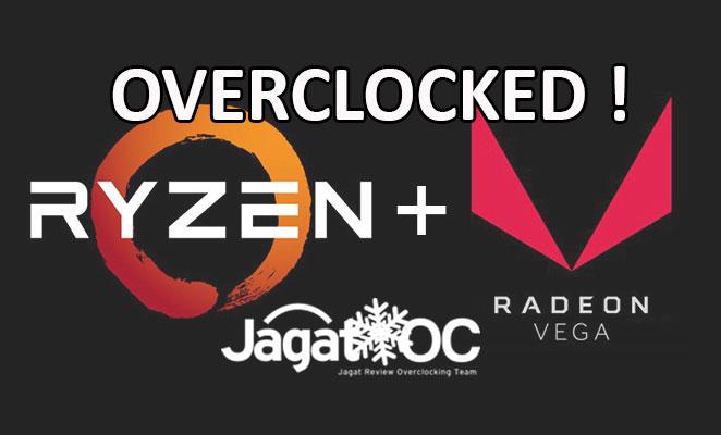 Teaser Ryzen 3 2200G & Ryzen 5 2400G: Overclocking Radeon