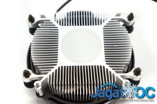Stock HSF Overclocking : Test Perbandingan Cooler Bawaan AMD