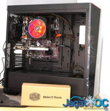 Stock HSF Overclocking : Test Perbandingan Cooler Bawaan AMD (Wraith