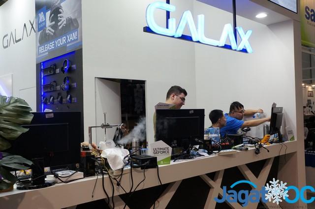 Computex 2018: Rekor Overclocking di G Skill & Galax – Page 2 – Jagat OC