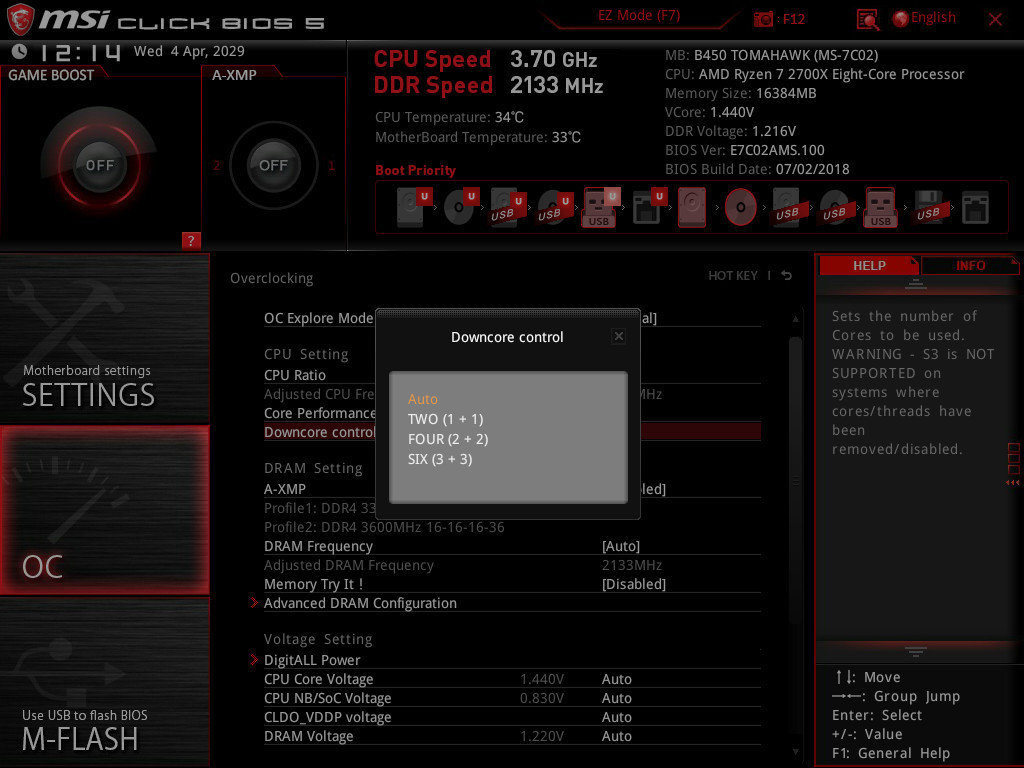 Overclocking Review: MSI B450 TOMAHAWK – Page 3 – Jagat OC