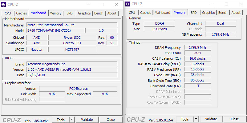 Overclocking Review: MSI B450 TOMAHAWK – Page 6 – Jagat OC