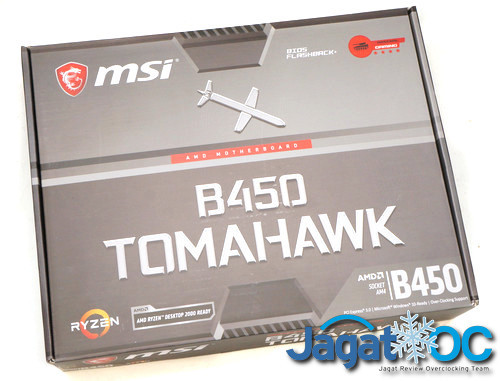 Overclocking Review: MSI B450 TOMAHAWK – Jagat OC