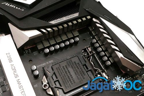 Overclocking Review Gigabyte Z390 AORUS MASTER