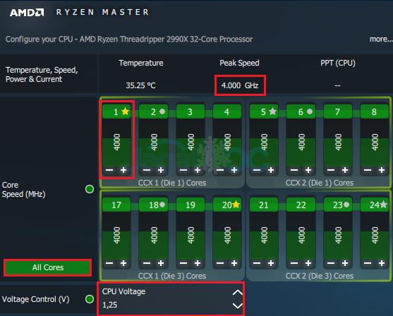 Deepcool Castle 280 RGB vs AMD Threadripper 2990WX 4Ghz