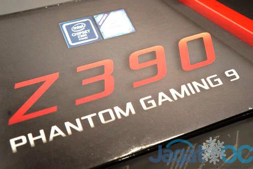 Hands-on Overclocking: ASRock Z390 Phantom Gaming 9 (+ Core i9-9900K
