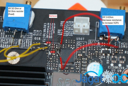 GTX 960 Gaming Hardmod s
