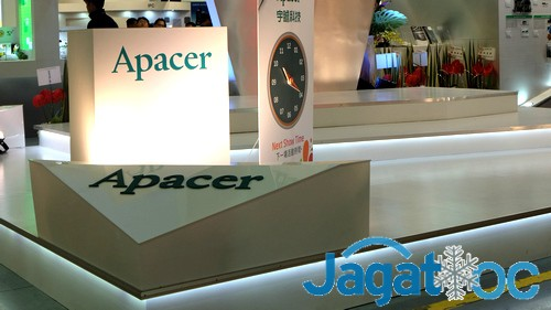 Apacer Computex 2015 - 01