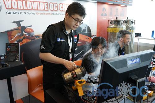 Gigabyte JagatOC computex2015 WR 001