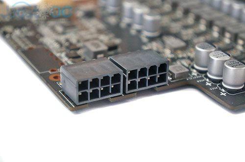 Power Connector 2 buah 6+2 PIN PCI-E power