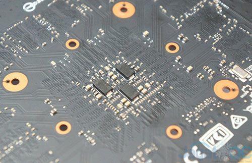 Bagian belakang GPU