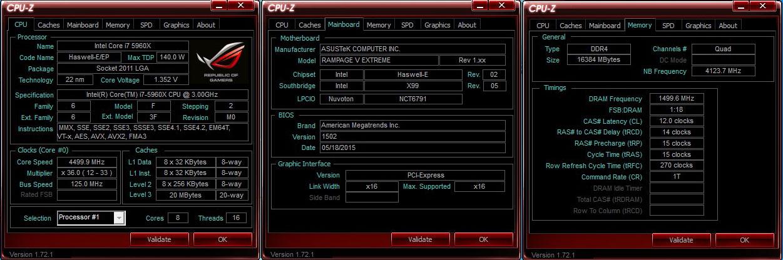 CPU Z Manual