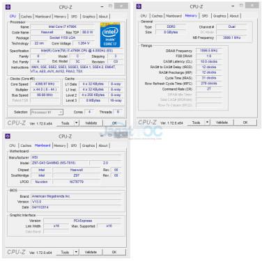 Setting CPU & RAM Testbed * klik untuk memperbesar*
