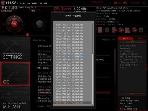 DDR4 4133