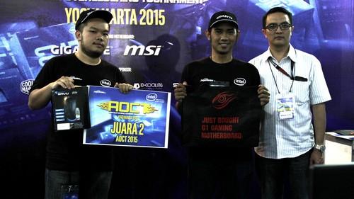 AOCT 2015 - Yogyakarta Qualifying 05