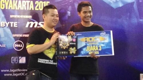 AOCT 2015 - Yogyakarta Qualifying 11