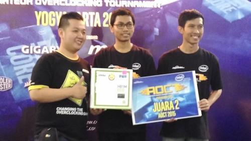 AOCT 2015 - Yogyakarta Qualifying 12
