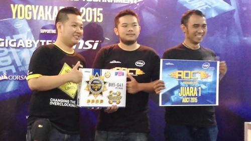 AOCT 2015 - Yogyakarta Qualifying 13