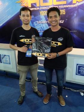 AOCT 2015 - Yogyakarta Qualifying 18