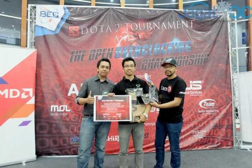 Aziz Maulana Arham dari Yogyakarta - Menempati Juara 2