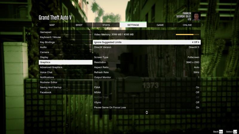 GTA5 config 1