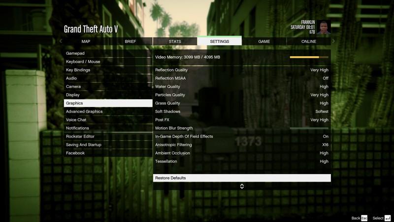 GTA5 config 3
