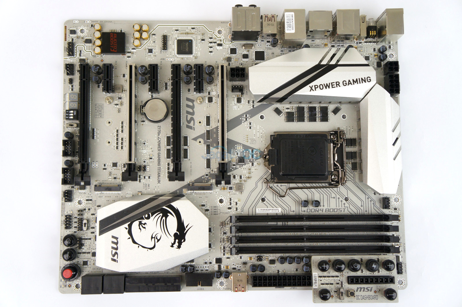 Z170A XPOWER GAMING HDs