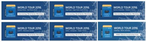 HWBOT World Tour 2016
