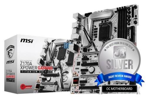 JROCAward_Z170A-XPower-Gaming-Titanium-Edition