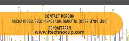 iTechnoCup_daftar