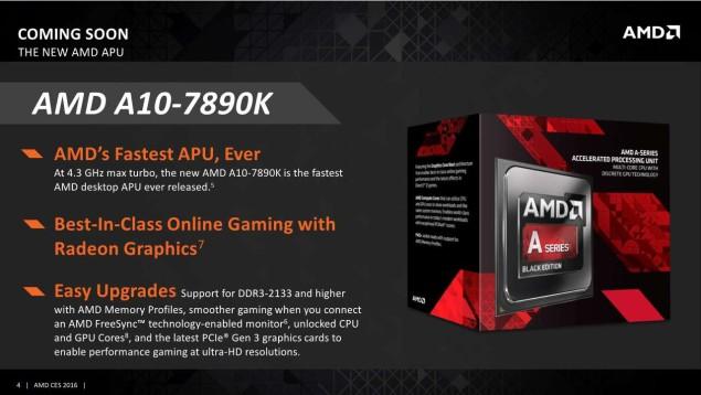 AMD A10 7890K APU