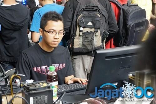 Arham, pencatat 3DMark2001SE terbaik