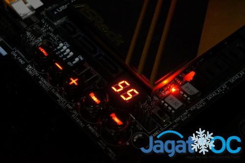 RAM menolak beroperasi pada 2.3V