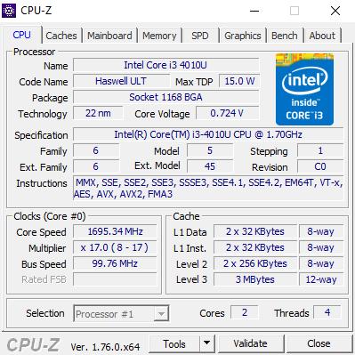 CPUz 176