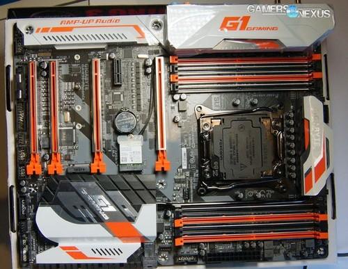 Gigabyte Phoenix X99 SLIs
