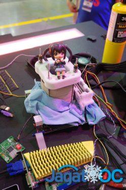 Hardware yang digunakan Alva 'Lucky_n00b'
