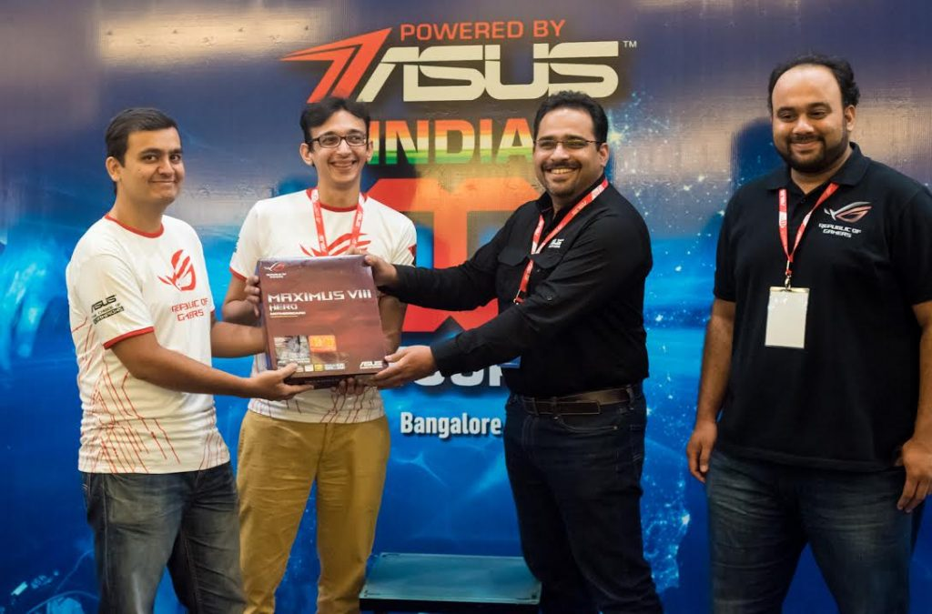 Bangalore ASUS event 1