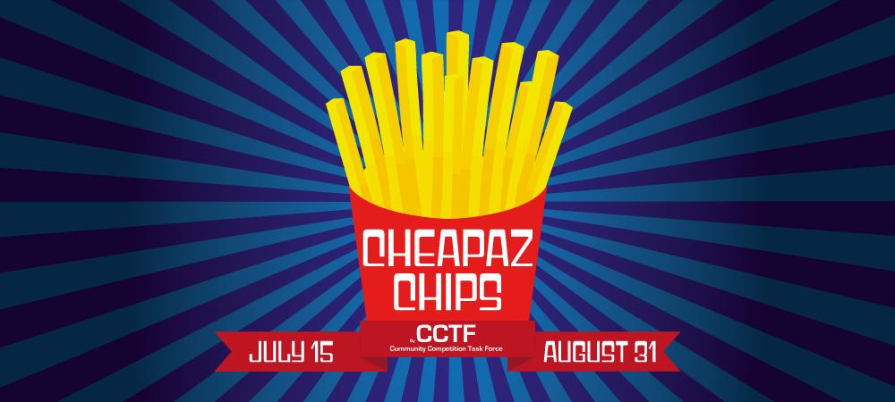 Cheapazchips banner
