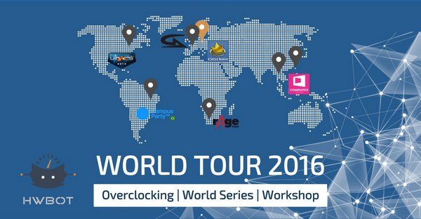 HWBOT World Series 2016