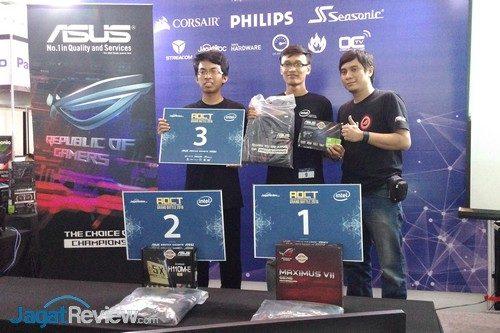 Asus - Juara 3
