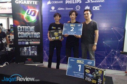 Gigabyte - Juara 2